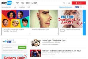 Playbuzz, l'éditeur qui fait de l'ombre à Buzzfeed, lève 16 millions de dollars