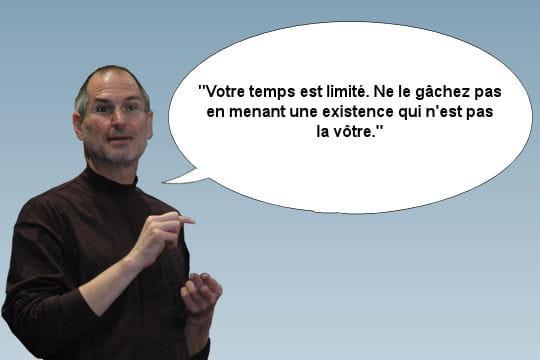 Steve Jobs, ne pas se mentir