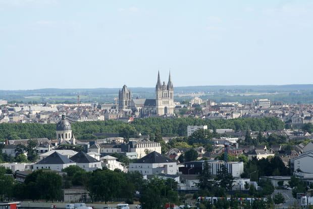 35ème. Angers : 62,3% des locaux éligibles au Très Haut Débit