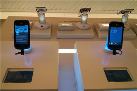 Les smartphones sous Firefox OS sont disponibles