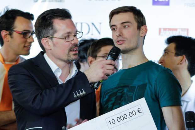 Le Meilleur développeur de France 2014