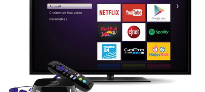 Streaming TV : Roku arrive en France pour concurrencer Chromecast et l'Apple TV