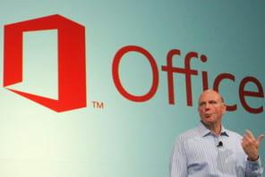 Microsoft Office Web Apps : tactile et HTML5 à l'honneur