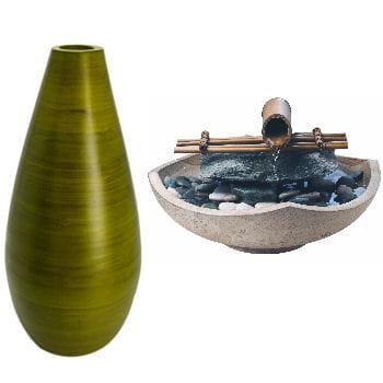 pour les adeptes de la zen attitude, des couleurs non agressives et des objets