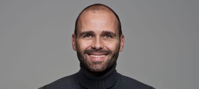 """Olivier Goy (October):""""October va lancer une offre destinée aux établissements financiers traditionnels"""""""