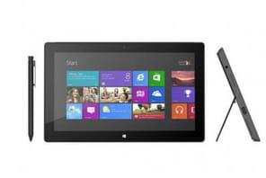 Tablette Windows 8 : la Surface Pro coûtera 900 dollars
