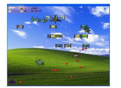 attaqué par les icônes de windows xp