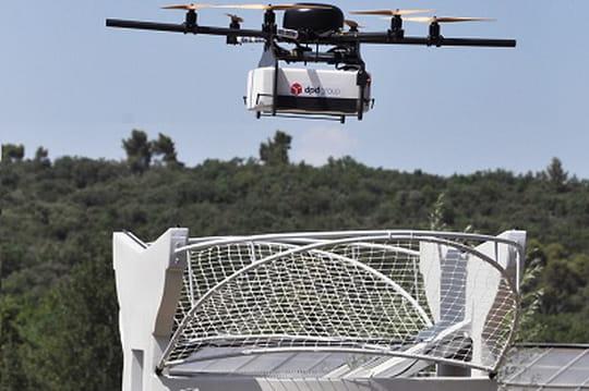 Geopost peaufine son projet de drones de livraison