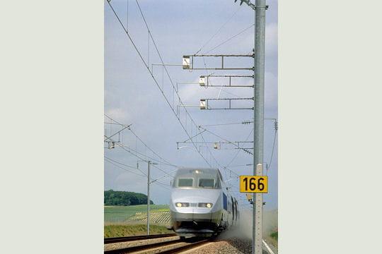 La ligne TGV Atlantique