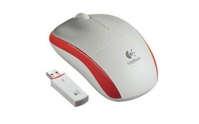 une souris optique et sans fil à prix concurrentiel