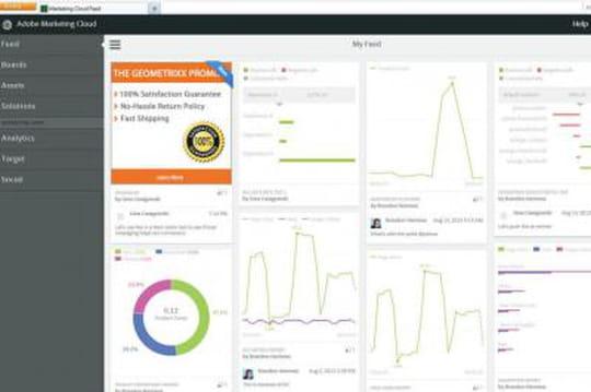 Adobe Target revu pour simplifier les tests d'ergonomie