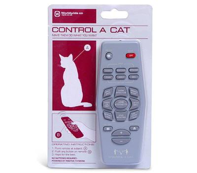 plus une bonne blague que réellement utile, cette télécommande fait néanmoins