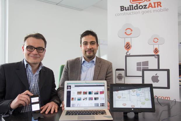 Blockbase: une application dédiée aux professionnels du BTP