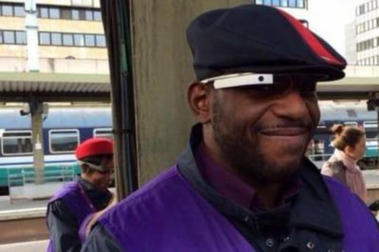 La SNCF teste les Google Glass