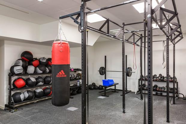 Une salle de sport accessible 24h/24