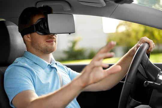 Fini la Playstation, la future star des consoles de jeux sera l'automobile