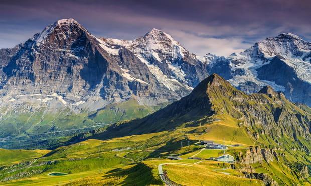 Interlaken (Suisse): époustouflant