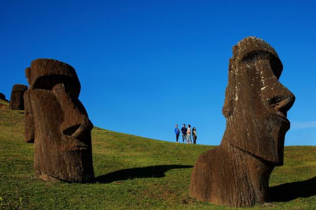 9e: Ile de Pâques, monolithique