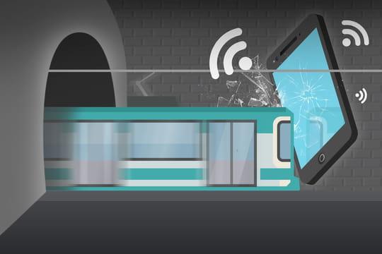 3G & 4G dans le métro parisien: les raisons d'un fiasco