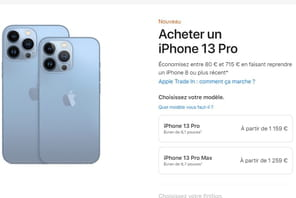 iPhone 13: c'est le jour J, où le trouver en promotion?