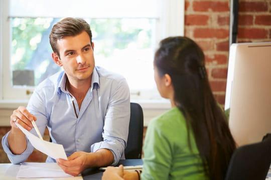 Cette question vous permet de vous distinguer auprès d'un recruteur