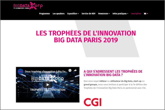 Trophées Big Data Paris 2019 : l'appel à candidatures lancé