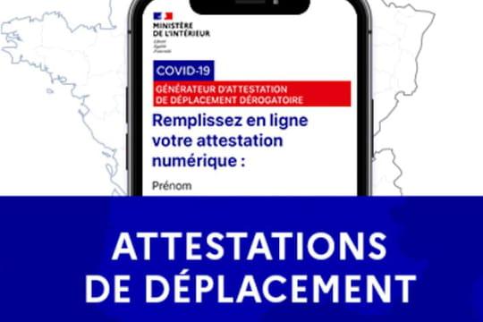 Attestation Covid: téléchargez l'attestation couvre-feu