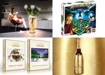 quels cadeaux de noël vont s'arracher en 2010?