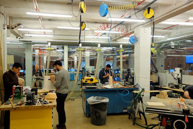 Ateliers de fabrication