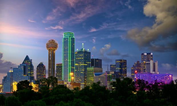 Dallas (Etats-Unis): étonnante