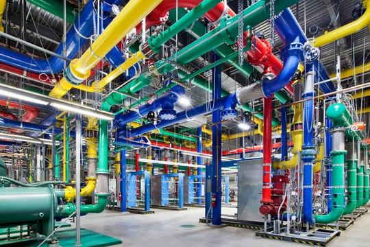 L'efficacité énergétique, nouvelle application de l'intelligence artificielle chez Google