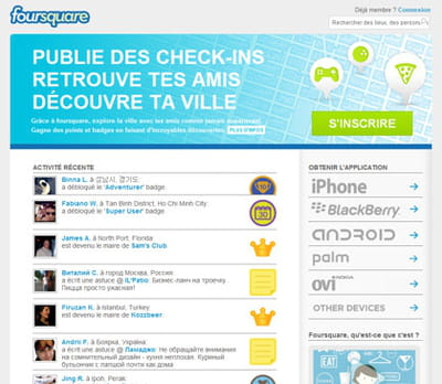 foursquare, l'original