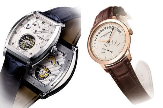 Fabrication d'une montre de luxe
