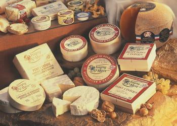 la france a exporté plus de 600.000 tonnes de fromage en 2007.