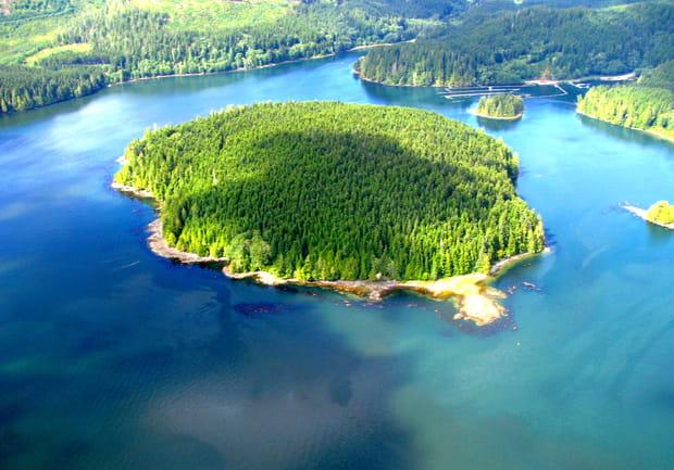 Ile de Schloss, Canada