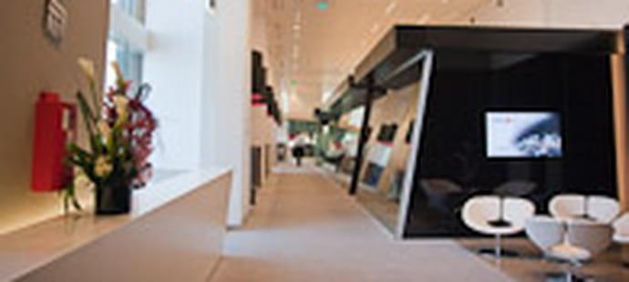 Dans les locaux très VIP d'Ernst & Young France