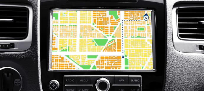 Avec la voiture autonome, les cartographes filent sur une autre voie