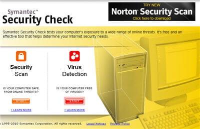 un bon antivirus en ligne, mais qui ne sert qu'à détecter.