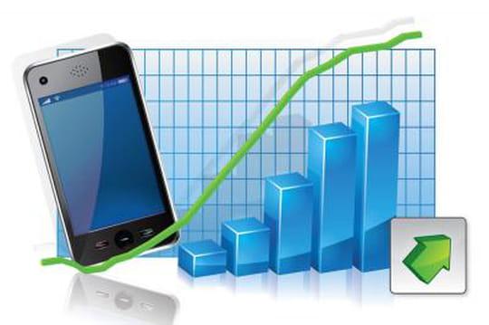 La publicité devrait représenter 18% du total du chiffre d'affaires du mobile d'ici 2017