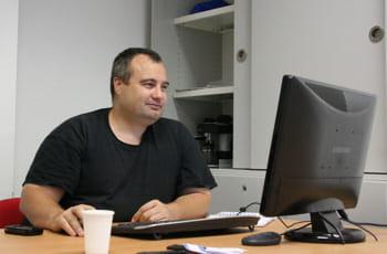 renaud lacroix, fondateur d'infoclic-pro