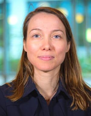 """Aliette Mousnier Lompré (Orange Business Services) """"Les grands projets de transformation des clients d'OBS, gelés pendant la crise, redémarrent"""""""