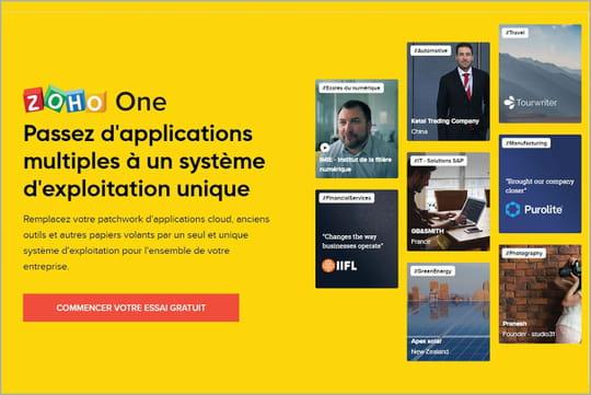 Zoho réécrit la digital workplace pour contrer GSuite et Office365