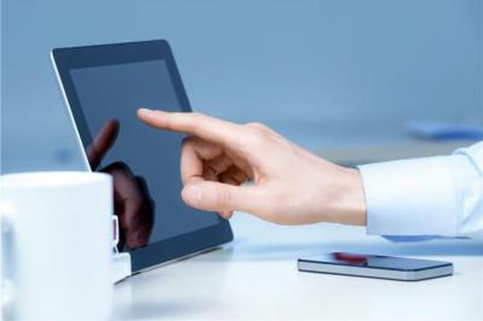 En 2013, 19% des utilisateurs de tablettes en Europe seront français