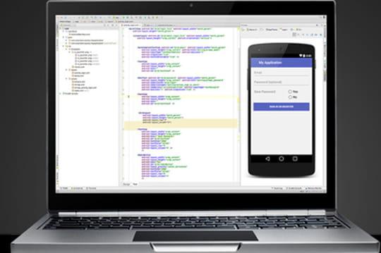 Google sort Android Studio: son IDE universel