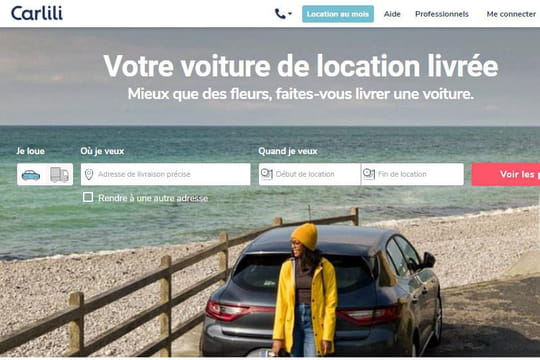 La plateforme d'autopartage Carlili lève 2millions d'euros