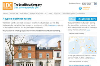 le site de local data company