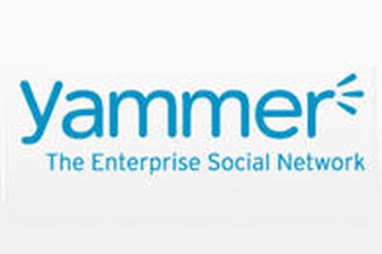 Réseau Social d'Entreprise: Yammer lève 85millions de dollars