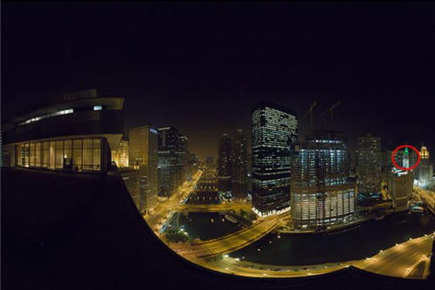 Chicago de nuit
