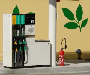 le prix du gazole dans les stations d'indépendants a baissé de 5,03% en 2009.