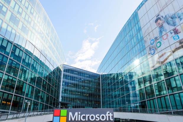 Reportage: découvrez la nouvelle version du campus de Microsoft France